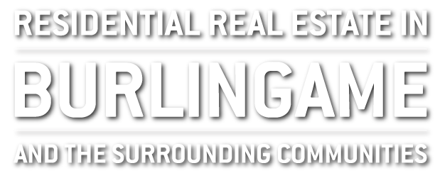 Residential Real Estate in Burlingame and the Surrounding Communities
