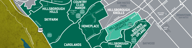 "Hillsborough Heights ""hillsborough Heights is Home"