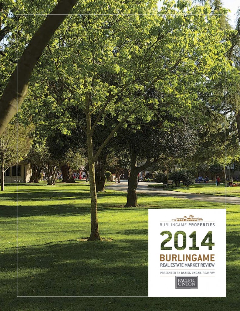 BP 2014 Burlingame Annual Report cover