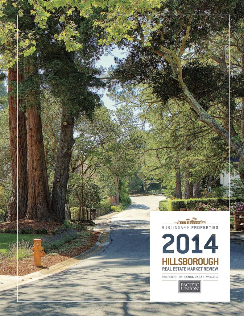BP 2014 Hillsborough Annual Real Estate Market Review cover