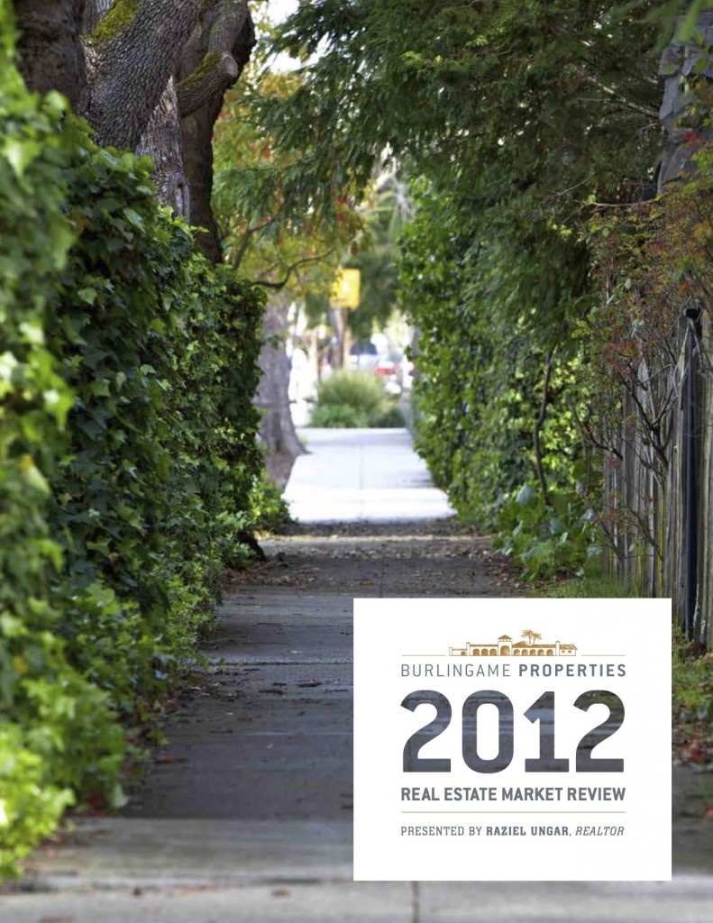 Cover of 2013 Burlingame Properties annual report